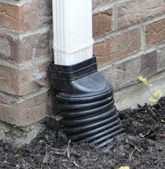 Gutter Downspout Drainage Systems Albany Schenectady
