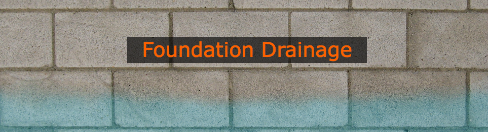 foundation drainage, foundation, drainage, waterproofing,  fix, problem, solution, drains,  water, foundation, drainage, system, installation, wall, pipe, basement,  slingerlands, loudonville, albany, bethlehem, ny,