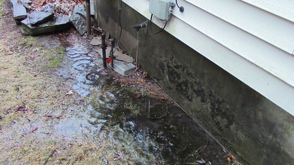 wet, foundation, walls, fix, wet, wall, cracks,  cellar, basement, home,  leaking, water, problem, inspection, albany, loudonville, slingerlands, bethlehem, ny,